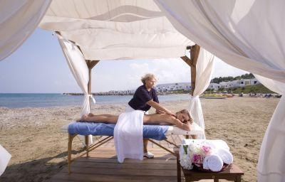 Wellness/fitness area Knossos Beach Bungalows & Suites