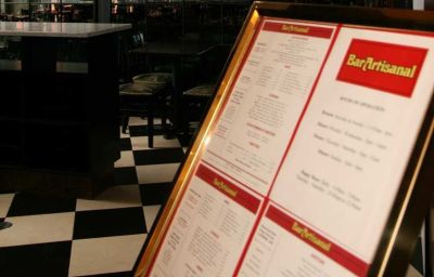 Restaurante Hilton Garden Inn New York/Tribeca