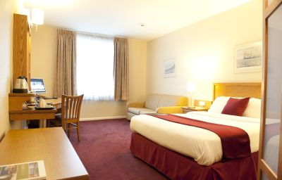 Chambre double (standard) Future Inn Plymouth (England)