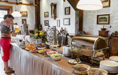 Frühstücks-Buffet Aparjods
