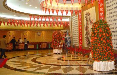 Hotelhalle Transcentury Hotel