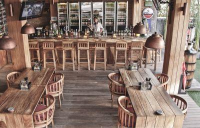 Bar del hote