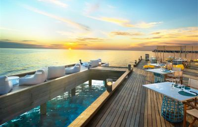 Restauracja W Retreat & Spa - Maldives