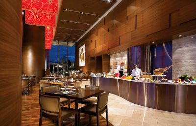 Ristorante/Sala colazione Novotel Hong Kong Citygate