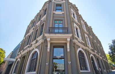 Exterior del hotel Vulcan Hotel Sydney (State of New South Wales)