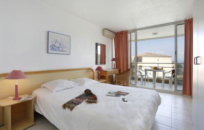 Pokój dwuosobowy (standard) Horizon Bleu Résidences et Hotels Uniques