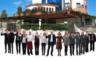 Vista esterna Welcome Hotel Legnano