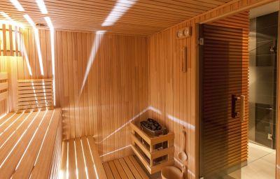 Sauna Best Western Hotel Stella