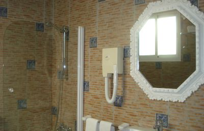 Bagno in camera Polo Ronda (Málaga)