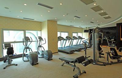 CYTS_Green_Tree_Eastern_International_Hotel_Former_Howard_Johnson_Huaihai_Hotel_Shanghai-Shanghai-Fitness_room-401500.jpg
