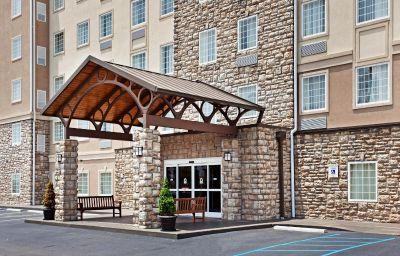 Vista esterna Staybridge Suites CHATTANOOGA-HAMILTON PLACE