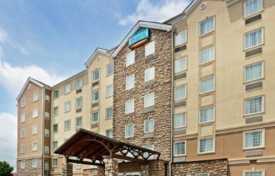 Exterior view Staybridge Suites CHATTANOOGA-HAMILTON PLACE Chattanooga (Tennessee)