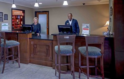 Hotelhalle Staybridge Suites CHATTANOOGA-HAMILTON PLACE
