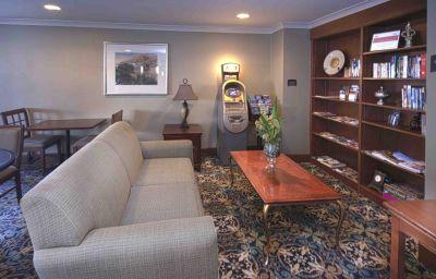 Hol hotelowy Staybridge Suites CHATTANOOGA-HAMILTON PLACE