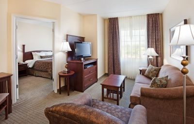 Suite Staybridge Suites CHATTANOOGA-HAMILTON PLACE Chattanooga (Tennessee)