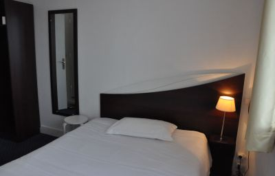 Singleroom standard Le Lorient Hotel Rennes (Brittany)