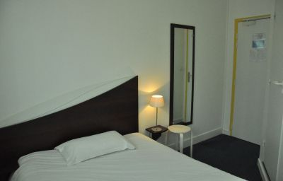 Doubleroom standard Le Lorient Hotel Rennes (Brittany)
