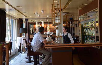 Hotel bar Seehotel Riviera