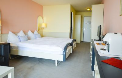 Budget double room Seehotel Riviera