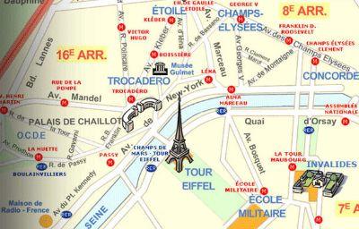 Information Arc De Triomphe