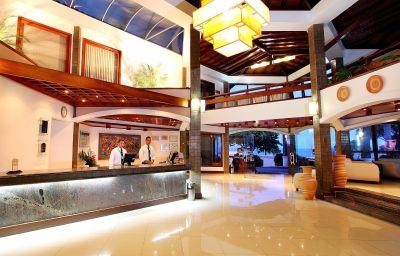 Hotelhalle BEST WESTERN SHALIMAR PRAIA
