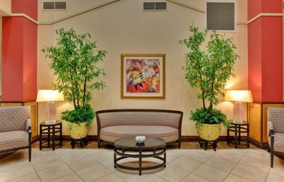 Hotelhalle Holiday Inn Hotel & Suites BAKERSFIELD