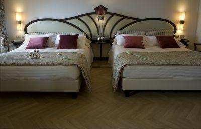 Chambre Grand Hotel Savoia