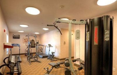 Fitness MainStay Suites Texas Medical Center/Reliant Park Houston (Texas)