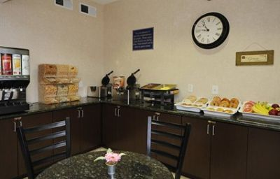 Interior del hotel MainStay Suites Texas Medical Center/Reliant Park Houston (Texas)