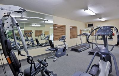 Wellness/fitness area Candlewood Suites BOISE - TOWNE SQUARE