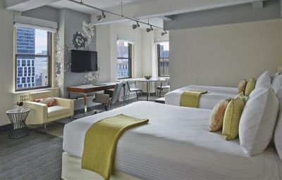 Suite MANHATTAN NYC AN AFFINIA HOTEL
