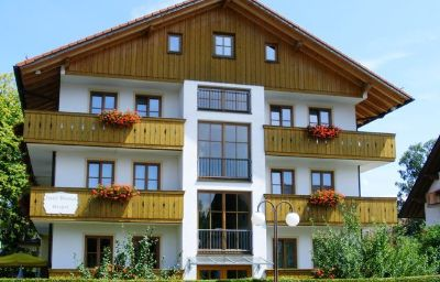 Exterior view Hotel Pension Geiger Bad Tölz (Bayern)