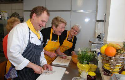 Hotel kitchen Sonnenhof