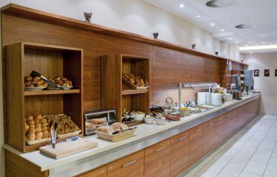 Restaurante Holiday Inn Express BERLIN CITY CENTRE-WEST