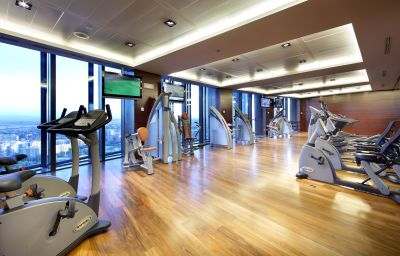 Fitness Eurostars Madrid Tower