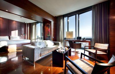 Junior suite Eurostars Madrid Tower