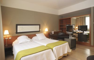 Chambre double (standard) NH Linate
