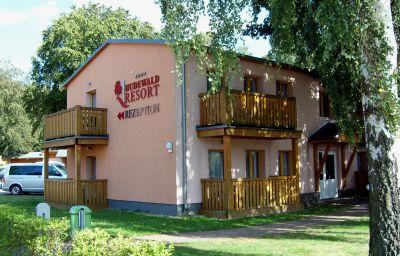 Vista exterior Hudewald - Resort