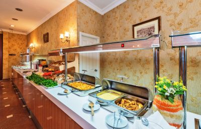 Breakfast room The Byzantium Hotel