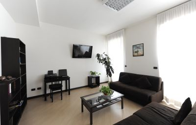 Sala TV Corvetto Residence