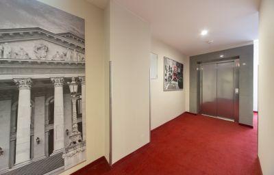 Interni hotel City Aparthotel