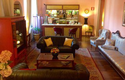 Hall de l'hôtel Marchionni