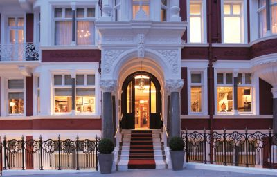 Esterni hotel St James Hotel and Club London (England)