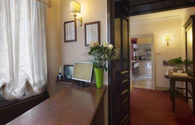 Hotel bar Manganelli Palace