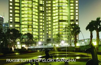 Vista esterna Fraser Suites Top Glory