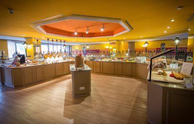Restaurante/sala de desayunos IBB Hotel Passau City Centre