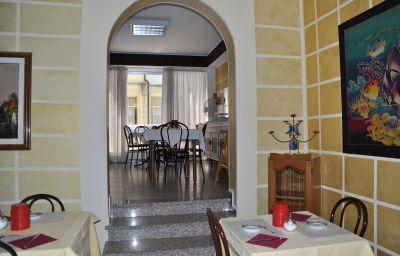Hall de l'hôtel Corallo