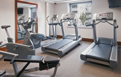 Wellness/fitness area Staybridge Suites LIVERPOOL