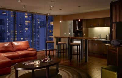 Suite DANA HOTEL AND SPA Chicago (Illinois)