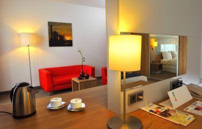 Junior Suite Park Inn By Radisson Ostrava